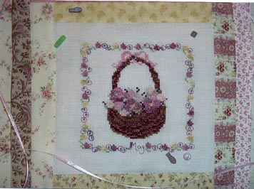 Country Garden Stitchery Country Garden In May
