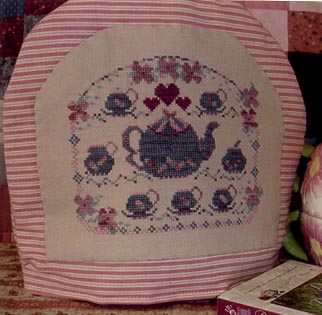 Country Garden Stitchery Friendship Tea