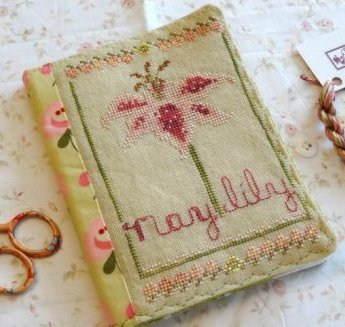 Country Garden Stitchery May Lily