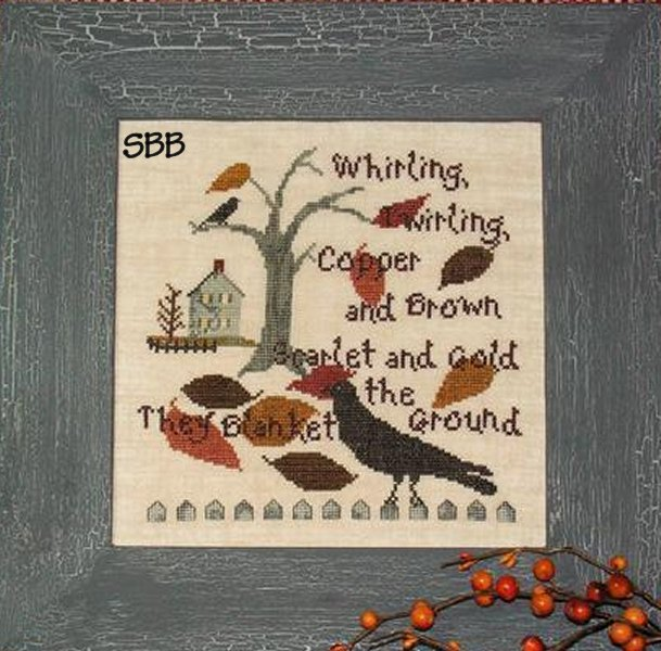 Cross-Point Designs The Autumn Leaves