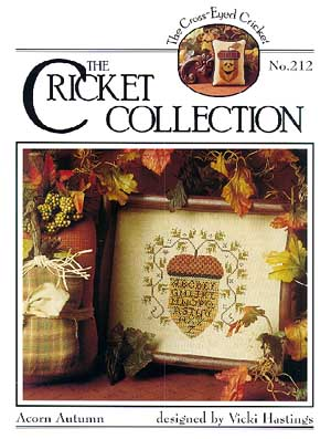 The Cross Eyed Cricket Inc. Acorn Autumn