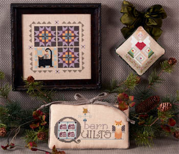 The Cross Eyed Cricket Inc. Barn Quilts