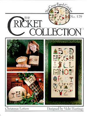 The Cross Eyed Cricket Inc. Christmas Letters