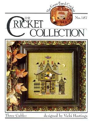 The Cross Eyed Cricket Inc. Three Gables