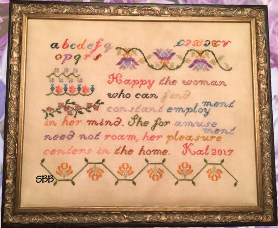 Cross Stitch Antiques