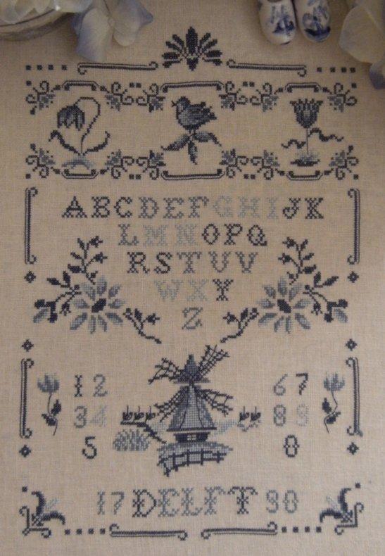 Cuore e Batticuore Delft Sampler