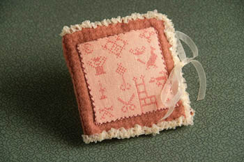 Clearance Dames Of The Needle Primitive Needle Book