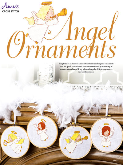 Annie's Angel Ornaments