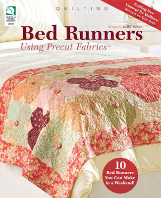 Annie's Bed Runners Using Precut Fabric (quilt)