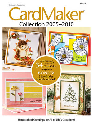 Annie's Card Maker Collection DVD 2005-2010