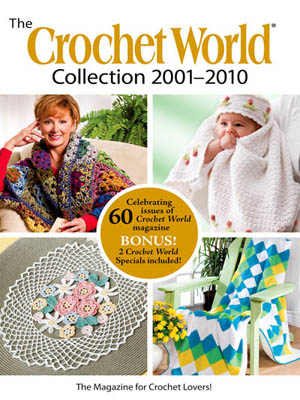Annie's Crochet World Collection DVD 2001-2010