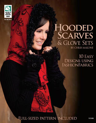 Annie's Hooded Scarves & Glove Sets