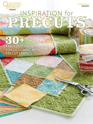 Annie's Inspiration For Precuts (quilt)