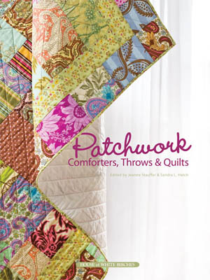 Annie's Patchwork Comforters Throws & Quilts (quilt)