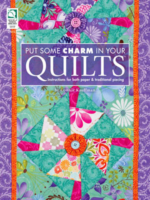 Annie's Put Some Charm In Your Quilts