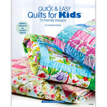 Annie's Quick & Easy Quilts For Kids