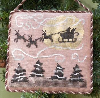 Dames Of The Needle Santa's Sleigh Ride
