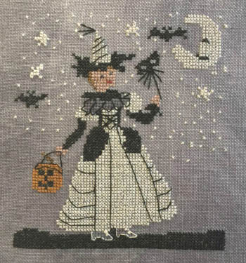 Dames Of The Needle White Witch