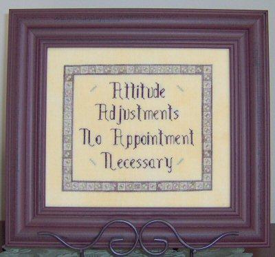 Designs By Lisa Attitude Adjustment