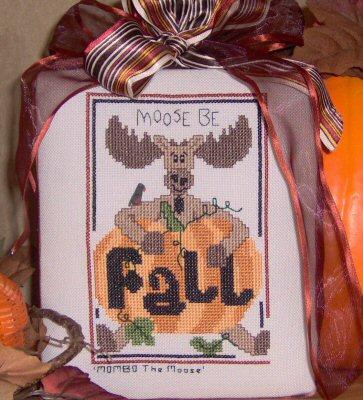 Designs By Lisa Moose Be Fall