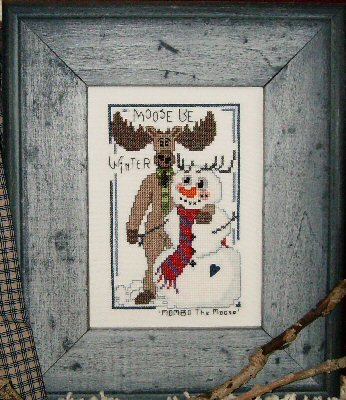 Designs By Lisa Moose Be Winter
