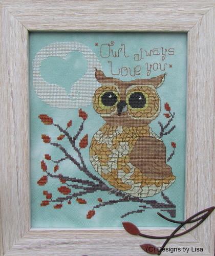 Designs By Lisa Owl Always Love You