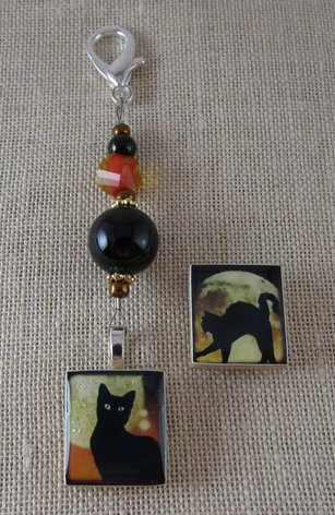 Designs By Lisa Limited Editions By The Light Of The Moon Fob & Magnet Set