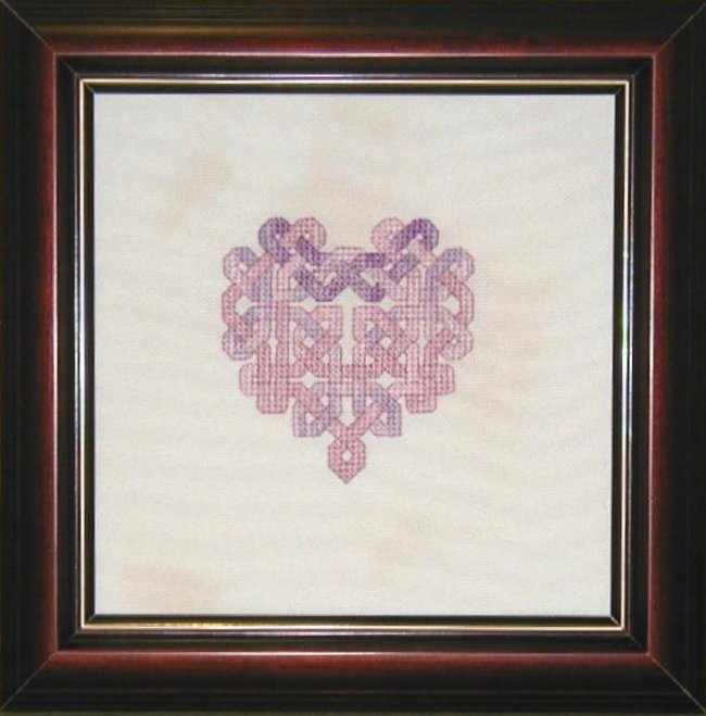 Dinky-Dyes Designs Celtic Heart