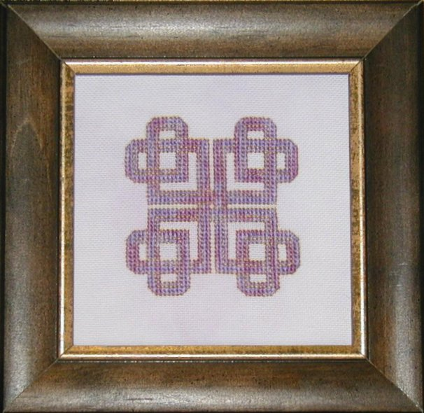 Dinky-Dyes Designs Celtic Heart Knot