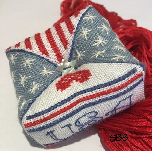 Dinky-Dyes DesignsStars And  Stripes Tugget