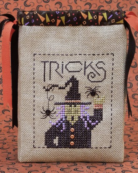 The Drawn ThreadDR191 Tricky Witch