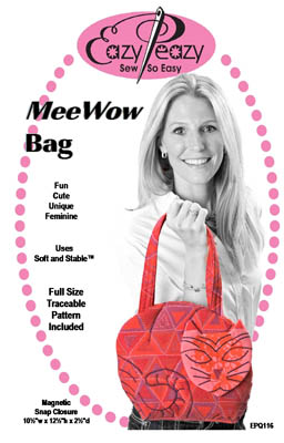 Eazy Peazy Quilts Mee Wow Bag