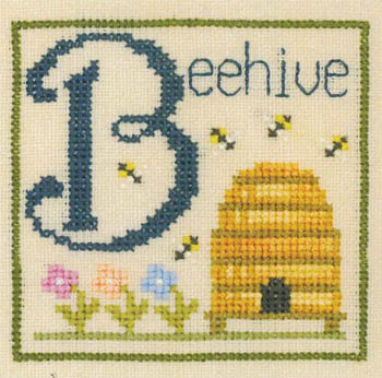 Elizabeth's Designs B Is For Beehive