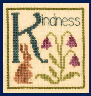 Elizabeth's Designs K Is For Kindness