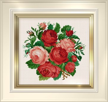 Ellen Maurer-Stroh Bouquet of Roses