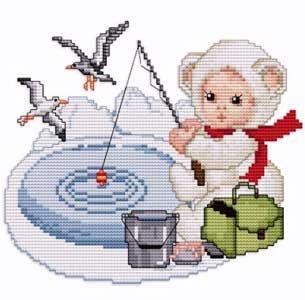Ellen Maurer-Stroh Polar Bear Baby