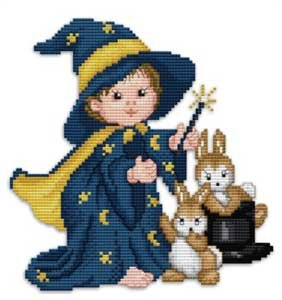 Ellen Maurer  Stroh Magician