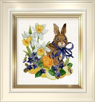 Ellen Maurer-Stroh Easter Rabbit