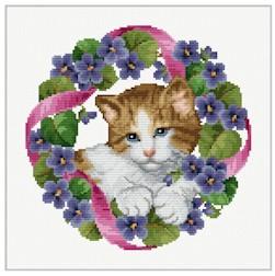 Ellen Maurer-Stroh Flowercat Angela