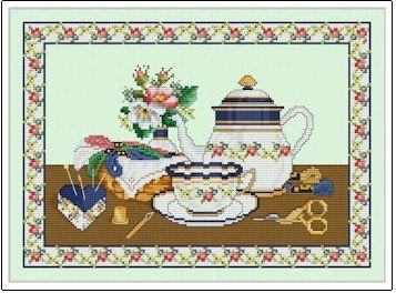 Ellen Maurer-Stroh Stitching Hour