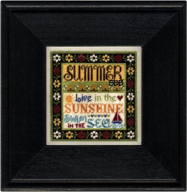 Erica Michaels 4 Seasons ~ Summer