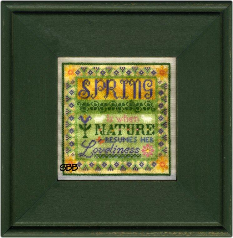 Erica Michaels 4 Seasons ~ Spring