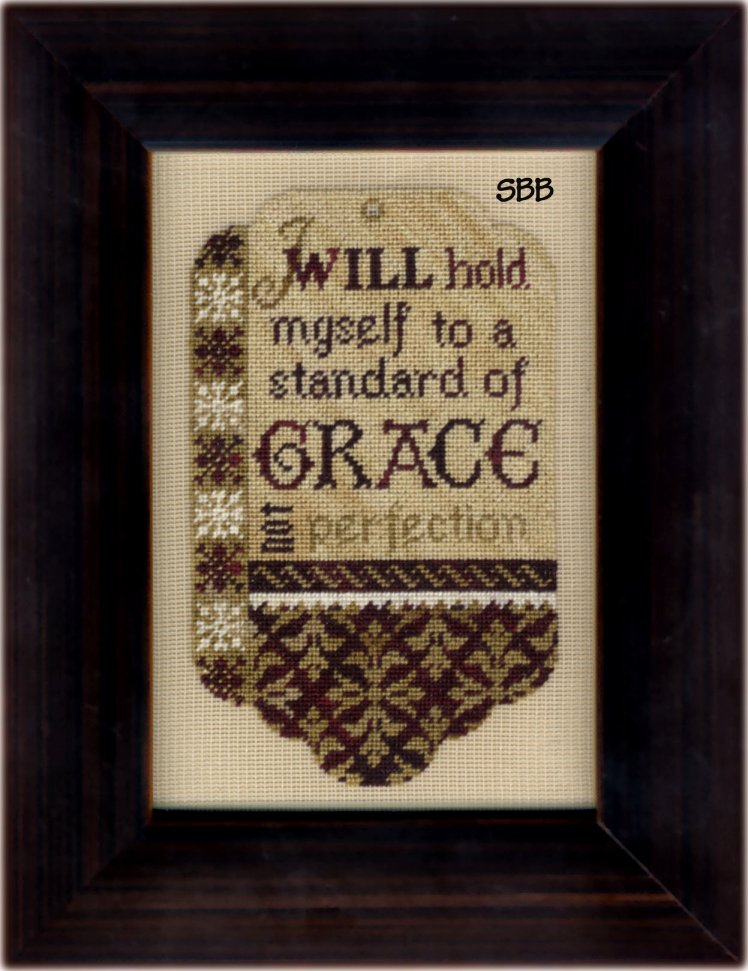 Erica Michaels Standard Of Grace