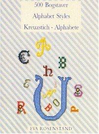 Eva Rosenstand Alphabet Styles
