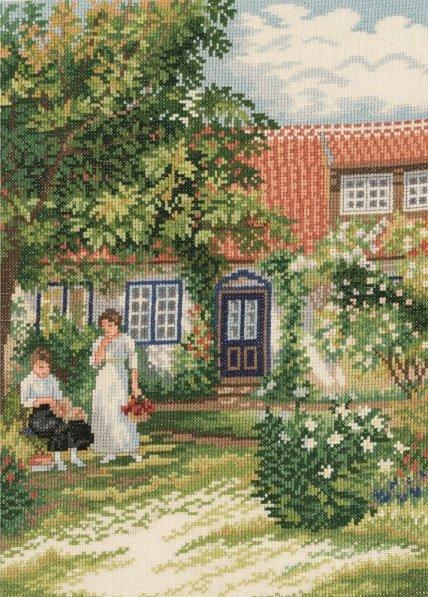 Eva Rosenstand Kits28 Count Linen