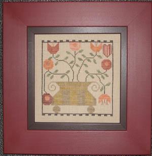 Ewe & Eye & Friends Autumn Blooms
