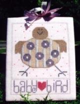 Ewe & Eye & Friends Baby Bird