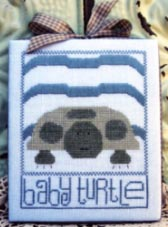 Ewe & Eye & Friends Baby Turtle