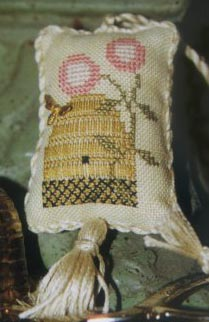 Ewe & Eye & Friends Bee Hive Scissor Companion