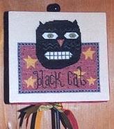 Ewe & Eye & Friends Blackbird Cat